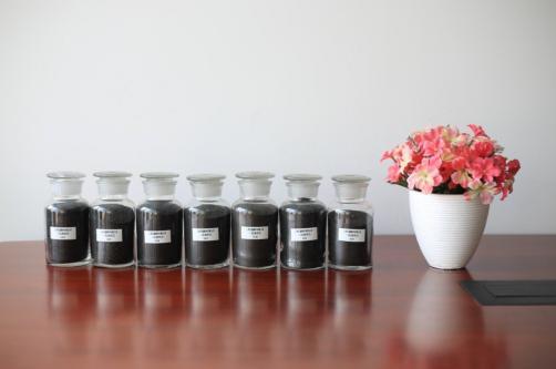 Black Aluminium Oxide Featured Image